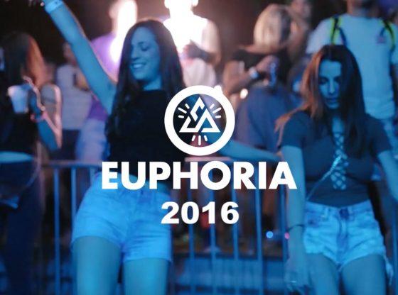 Euphoria Music Festival Austin, TX 2016 (Everfest)
