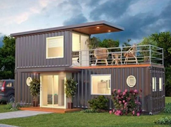 Shipping Container Homes Tx Engineer Leaves Oil Business To Make