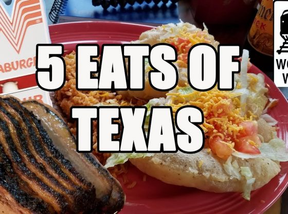 Eat Texas 5 Foods You Have To Eat In Texas