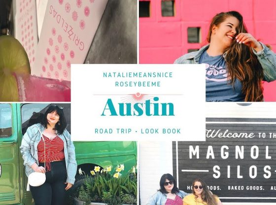 317a04ae65 Plus Size Spring Lookbook 2018 + Austin Texas Road Trip